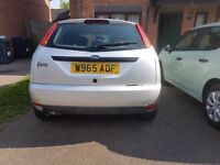 Silver Ford Focus for sale £300 ONO