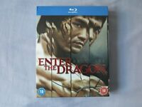 Enter the dragon ultimate Collector's edition - blu ray