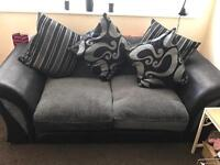 3 seater and 2 seater sofa suite.
