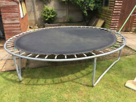 10ft Trampoline Used /Good Condition