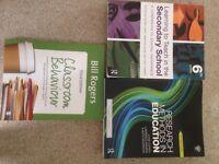 PGCE core textbooks