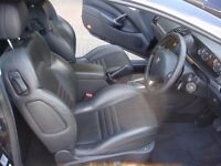 2010 PEUGEOT 407 COUPE BLACK LEATHER ELECTRIC SEATS + TRIM EXCELLENT CONDITION HARINGEY N LONDON N8