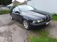 BMW E38 E39 540 4.4 PETROL BREAKING FOR SPARES PARTS