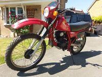 Honda XL 125 RC