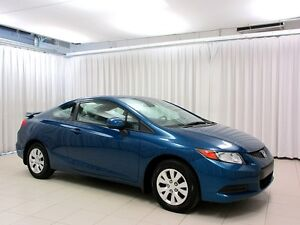 2012 Honda Civic GREAT FOR THOSE LONG SUMMER DRIVES!! 2DR COUPE
