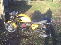 Motorbike for sale Triumph thunder bird sport