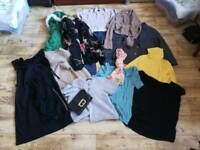 Ladies bundle clothes size 10