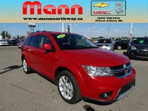 2016 Dodge Journey Limited | Sunroof, V6, Heated Seats, Remote s