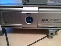 Volvo XC90 10 disc Dvd mp3 cd changer 2002-2012
