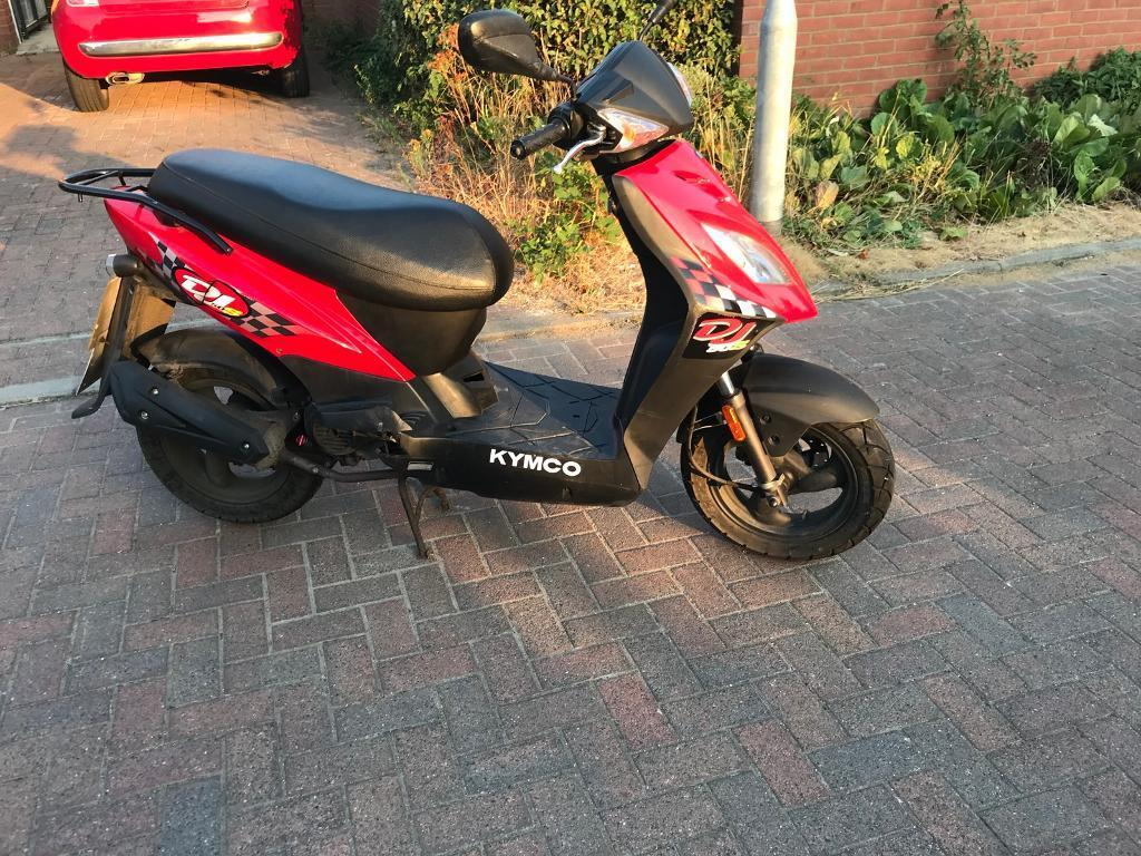 kymco dj 50s 50cc moped in cambridge cambridgeshire. Black Bedroom Furniture Sets. Home Design Ideas