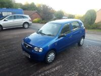 2004 Suzuki Alto 1.1GL - ONLY 78K MILES / £30 p/yr ROAD TAX!