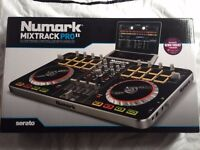 Numark Mixtrack Pro II Brand New MIDI USB DJ Controller-OPEN TO OFFERS