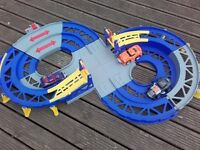 Fisher-price shake n go race track