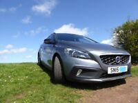 Volvo V40 Cross Country SE Lux. Hi spec, Leather, Panoramic sun roof, Zero road Tax, 2 free services