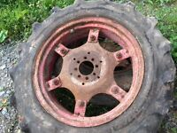 David brown wheels