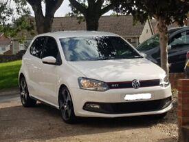 Volkswagen, Polo GTI,DSG, Hatchback, 2013, Semi-Auto, 1390 (cc), 5 doors