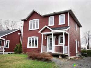 299 900$ - Maison 2 étages à vendre à Pintendre