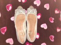 Ladies Next flat shoes size 4.5