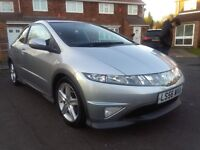 Honda Civic Type-S 1.8 V-Tech 3 Door, 1 Lady owner from new, Full Service History