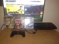 ps3 and fifa 17 and tv