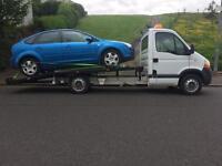 Renault master recovery truck transporter diesel like transit