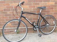 Marin Kentfield city road hybrid bike