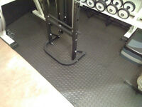 Floor Protectors for Gym, Children's Play Area, Rubber Gym Flooring, etc.