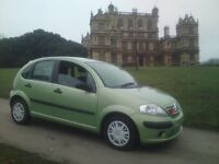 CITROEN C3 1.2 Desire, 2004 04-REG with LONG MOT, *AIR CON* and LOW MILES...!!!!!