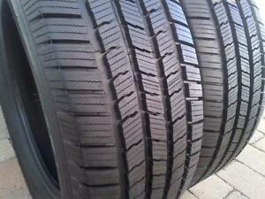 2 NEW MICHELIN LTX M/S2 275/55/20 R20 111T M+S ALL SEASON PERFORMANCE TIRES 100%
