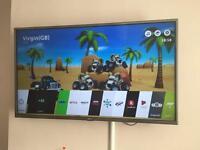 LG UH668V 43 4K TV