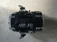 Equinox HD10 High Definition Underwater Video Housing for Sony Camcorders (PMW-EX1, HVR-Z7)