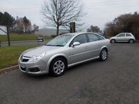 VAUXHALL VECTRA CDTI DIESEL DESIGN STUNNING SILVER 2008 ONLY 85K MILES BARGAIN 1750 *LOOK*PX/DELIVER