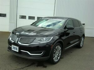 2016 Lincoln MKX Reserve-WOW
