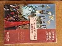 Higher Modern Studies International Issues Text book