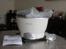 russell hobbs. rice cooker