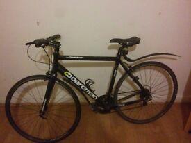 Chris Boardman hybrid bike bicycle