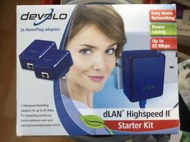 Develop home plug adapters