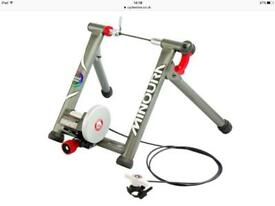 Brand new Minoura 540 live ride bike trainer