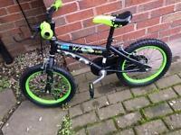 "16"" kids child's children's bike Ben 10"