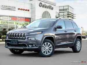 2018 Jeep Cherokee OVERLAND | DEMO | TOW GROUP | NAVI |