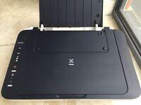 Wireless 3 in one desk home printer