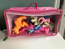 My little pony style toys