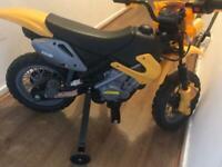 Kids Electric Motorbike 6V Battery Poweres