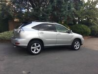 Lexus RX 350 SE.L 06 REG automatic - may part exchange