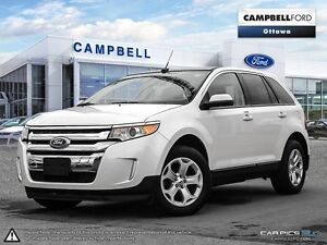 2013 Ford Edge SEL LEATHER-NAV-DOOR CRAHER SPECIAL