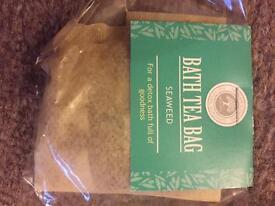 Assorted bath Tea bags