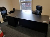 Office Desk & Drawer