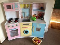 Beautiful Kidkraft Sweet Treats Kitchen With Accessories
