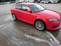 Audi a3 1.6 limited edition swap for diesel car