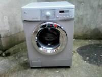 LG washing machine 8kg great condition